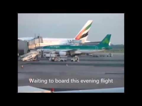 Emirates UK to New Zealand via Dubai