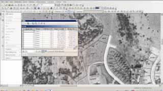 ArcGIS Desktop part 39 (shape-files: split and merge, edit