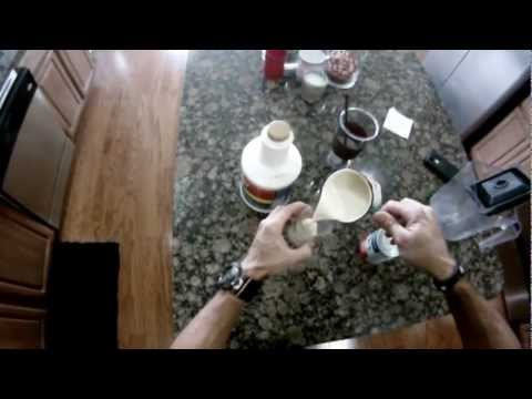 DIY - How to make a Starbucks White Chocolate Mocha Frappe