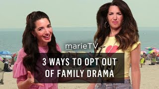 Family Drama Got You Down? Here's What To Do.