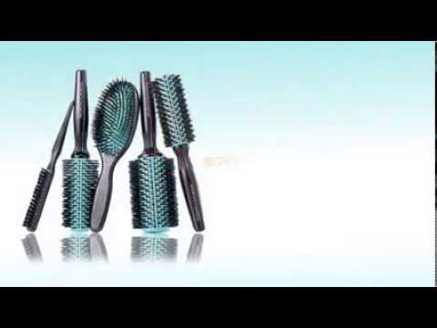 How to: Moroccanoil Boar Bristle Brushes