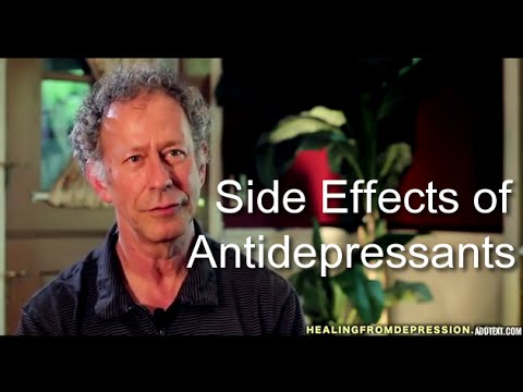 How to Minimize the Side Effects of Antidepressants