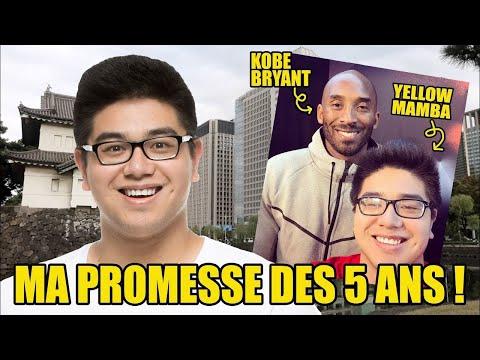 MA PROMESSE DES 5 ANS ! - LE RIRE JAUNE