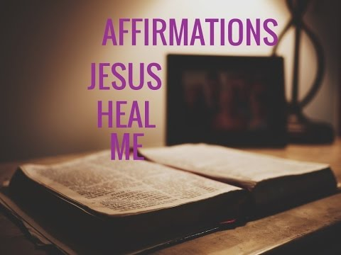 Affirmations for Healing: