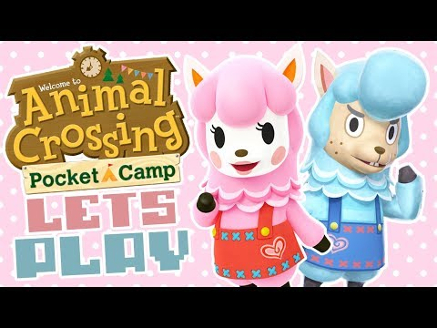 Animal Crossing: Pocket Camp - LETS PLAY! #1