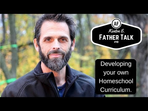 Developing your own Homeschool Curriculum