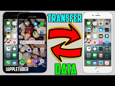 How To Transfer Data From iPhone To iPhone iOS 11 / 10 / 9 (NO Jailbreak) iPhone, iPad, iPod