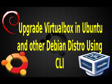How to upgrade Virtualbox in Ubuntu and other GNU+ Linux debian distro using command line interface