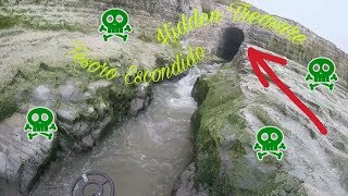 Detection Metalica !  Hidden Treasure Found In Scary Cave Metal Detecting ! Tesoros in la Cueva !