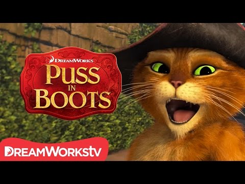 Best Gift Ever | NEW PUSS IN BOOTS