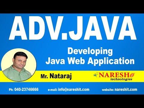 Developing Java Web Application Part 2 | Advanced Java Tutorial