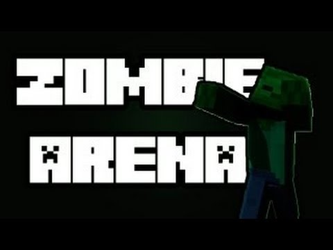 Minecraft Xbox Zombie Apocalypse Mob Arena And Adventure Map w/ Download Link