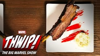Eat MONSTERS on THWIP! The Big Marvel Show!