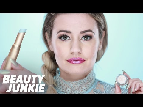 DIY Unicorn Tears Lip Gloss! | Beauty Junkie