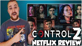 Control Z Netflix Series Review