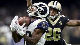 Rams vs. Saints 2018 NFC Championship Full Game Highlights   NFL