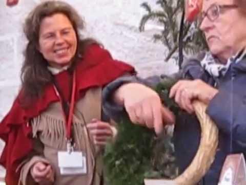 how to make advent wreath passau
