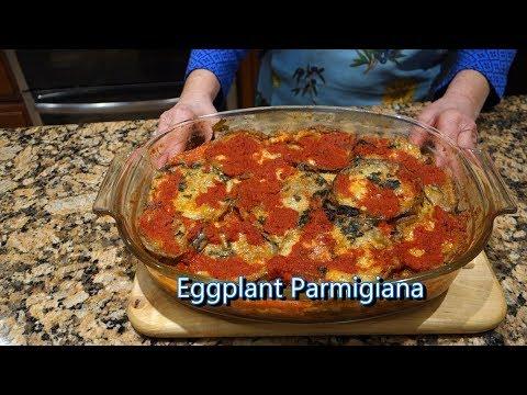 Italian Grandma Makes Eggplant Parmigiana