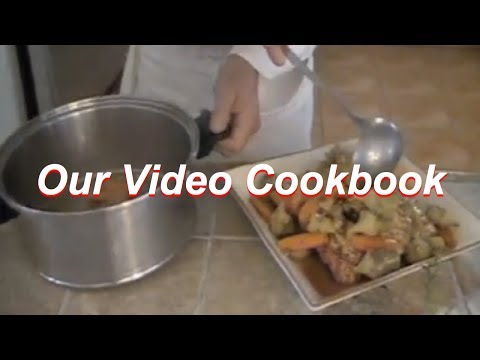 Artichoke a la' Barigoule   Recipe #3   Our Video Cookbook