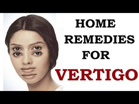 How to Cure Vertigo Permanently.