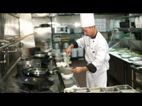 CHEF LEE chicken noodle soup