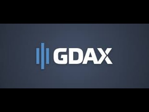 GDAX Stop Order Explained (Stop Loss)