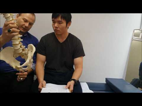 CHIROPRACTIC HELPS POWER LIFTER WITH LOWER BACK PAIN