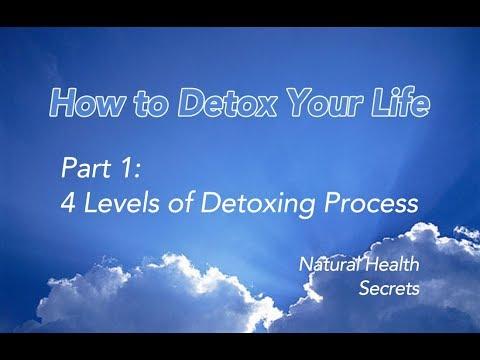 [Natural Health Secrets] Episode 6: How to Detox Your Life  - Part 1