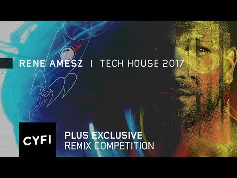 How To Make Tech House 2017 with Rene Amesz - Kick, Clap and Master Bus Adjustments