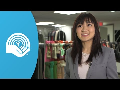 How Jing landed her dream job