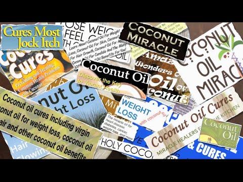 Coconut Oil: Health Food or Junk Food?