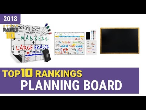 Best Planning Board Top 10 Rankings, Review 2018 & Buying Guide