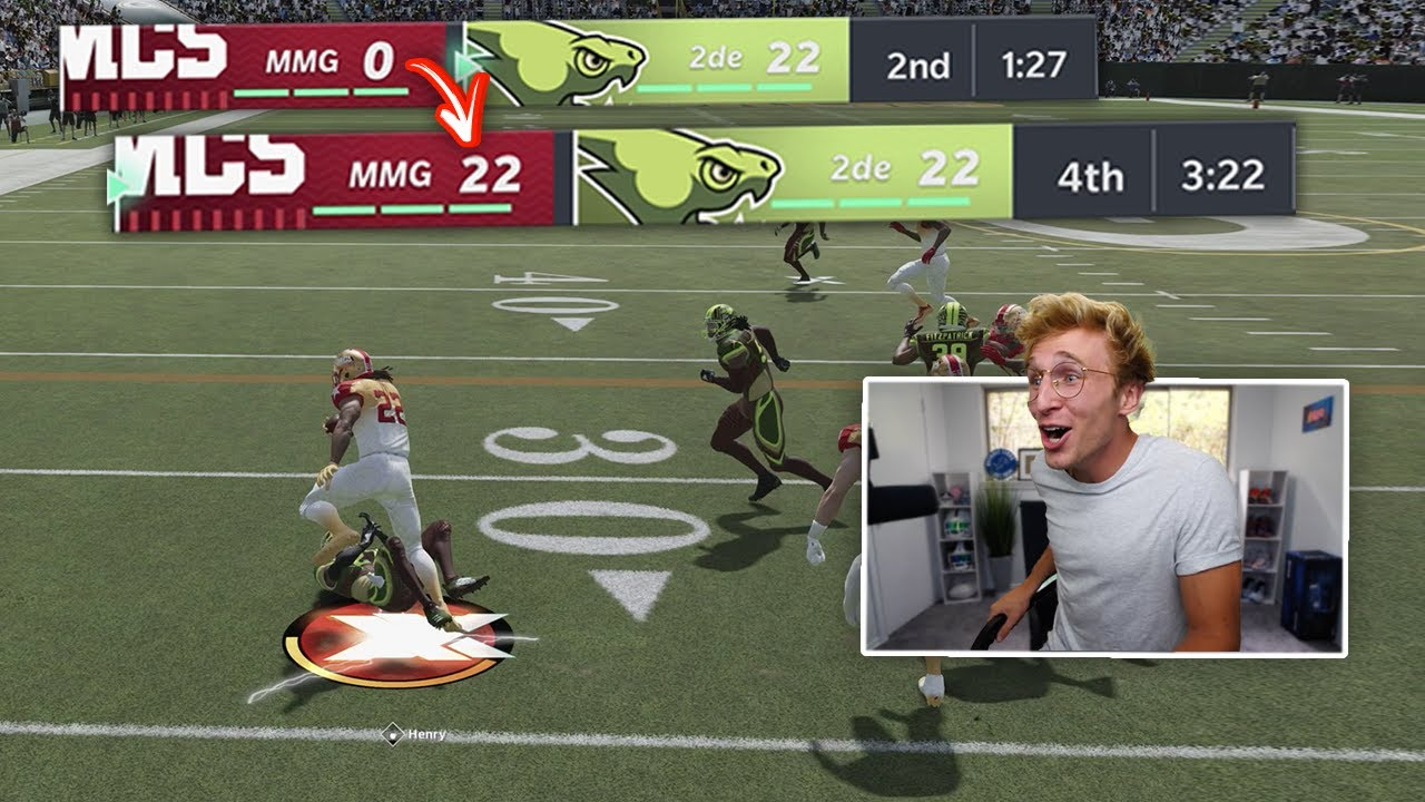 The Greatest Comeback EVER... Wheel of MUT! Ep. #4