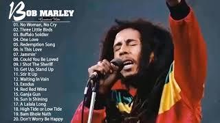 The Best Of Bob Marley | Bob Marley Greatest Hits Full Album | Bob Marley Reggae Songs