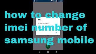 Samsung SM-J320FN Cert Write/Imei Repair Done | Cert File - Vidly xyz