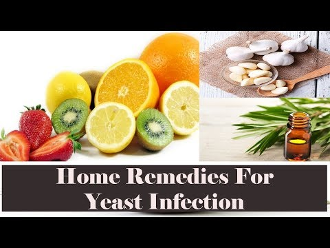 Home Remedies For Yeast Infection - Get Rid Of This Quickly (V 4 YOU)