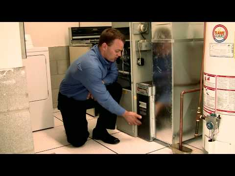 How to clean a furnace filter by Reliance Home Comfort