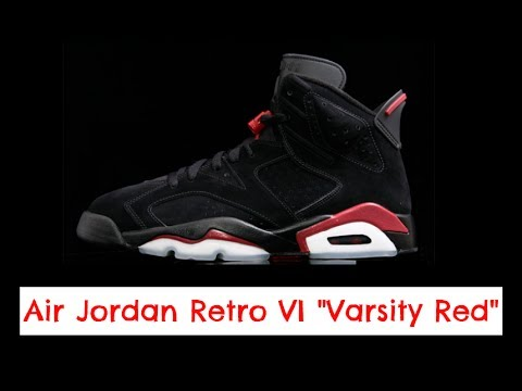 Air Jordan 6 VI Retro