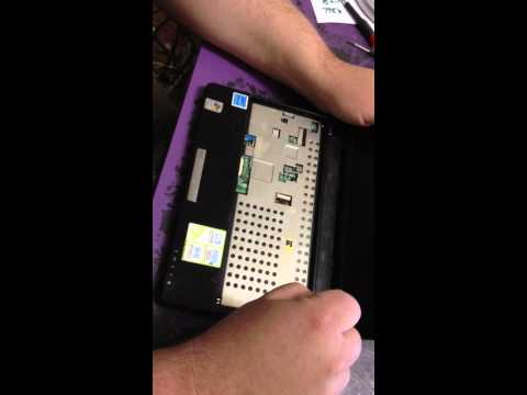How To Replace A Hard Drive In An Asus EEE Model PC 1005HA