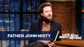 Father John Misty Accidentally Became an Action Star