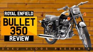 Royal Enfield Bullet | Bullet Standard 350 | Bullet Standard Review | Standard 350 | Bullet 350