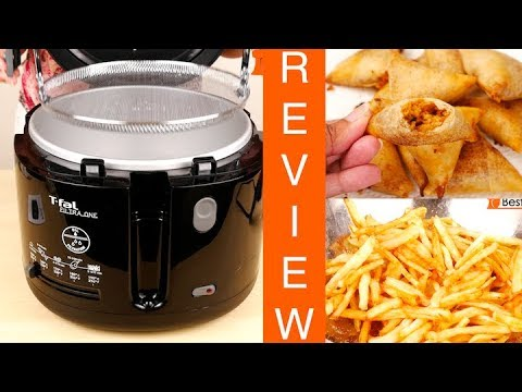 T-fal FF1628 Filtra One Electric Deep Fryer Review