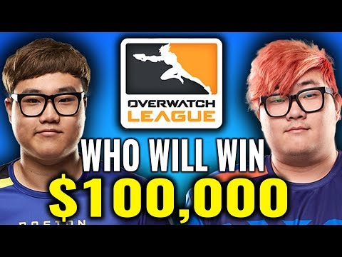 Playoff Predictions - Who Will WIN $100,000?! [Overwatch League News & Highlights]