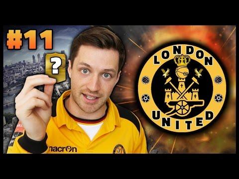 LONDON UNITED! #11 - Fifa 15 Ultimate Team