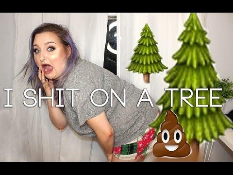 I SHIT ON A TREE   STORY TIME   RawBeautyKristi