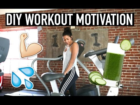 DIY Workout Motivation!  How To Lose Weight Fast! Fitness Tips & More! 💪🏻 💦