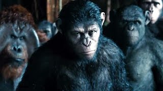 Dawn Of The Planet Of The Apes Official International Trailer #2 (2014) Andy Serkis HD