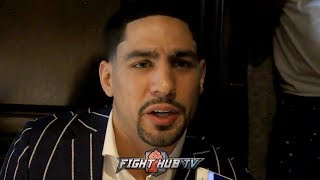 Download DANNY GARCIA REACTS TO ERROL SPENCE CALLING OUT MANNY PACQUIAO ″HE WANTS TO STAY ON PPV″ Video