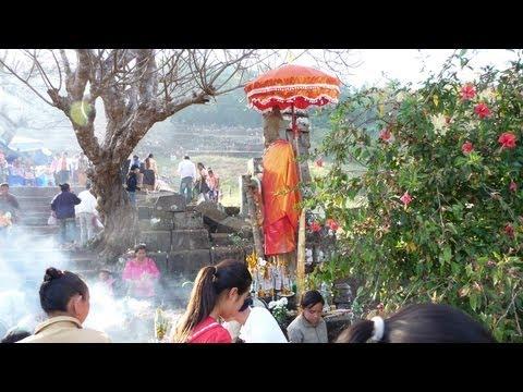 Vat Phou Festival 2009