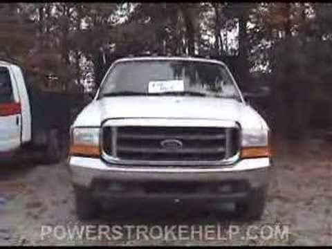HOW TO BUY A USED POWERSTROKE DIESEL TRUCK - 1 OF 4